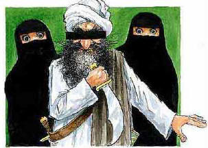 Allah with the girls